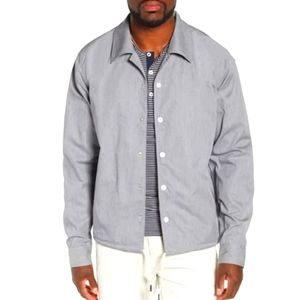 NIFTY GENIUS Water-Resistant Coaches Jacket (nh14)